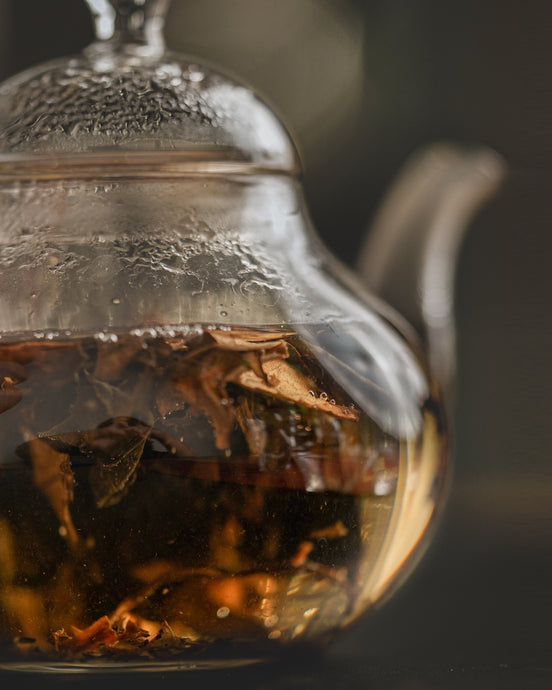 Things you should know about in White Teas