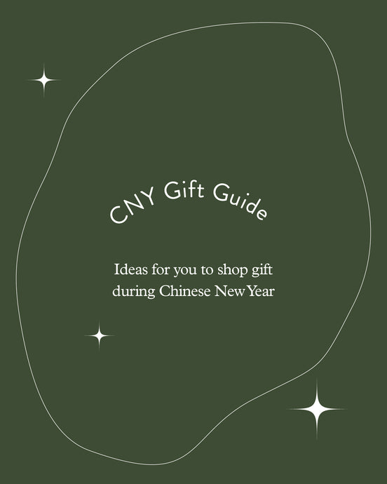 Ideas for you to shop gift during Chinese New Year