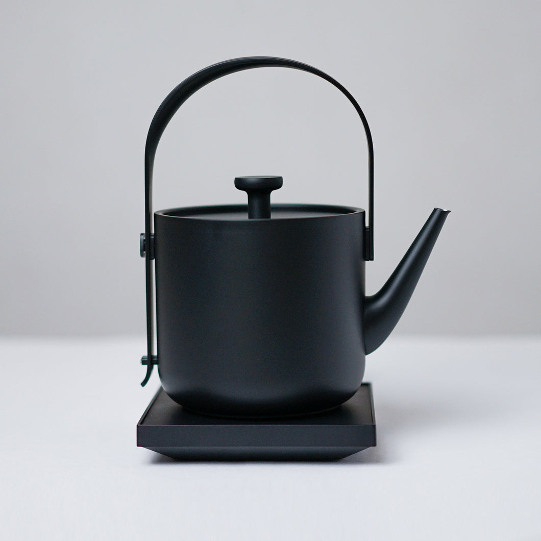 Electric Tea Stove - Black