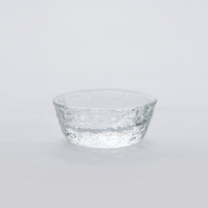 Handmade Glass Cup - Basin