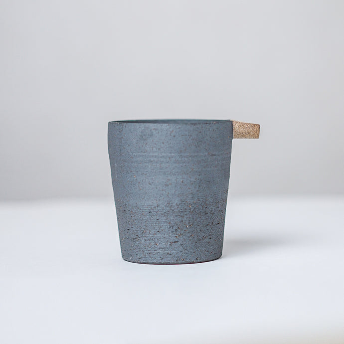 Ceramic Pitcher - Grey Ash