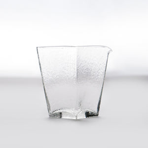 Glass Pitcher - Rectangular