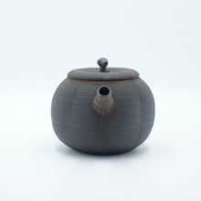 Load image into Gallery viewer, Pumpkin Clay Teapot