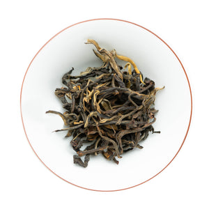 Gushu Sundried Black Tea