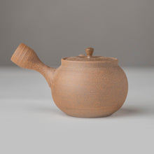 Load image into Gallery viewer, Ippodo - Yakishime Kyusu Teapot