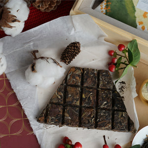 Christmas Tea Tree Bar: Earthy Mirth