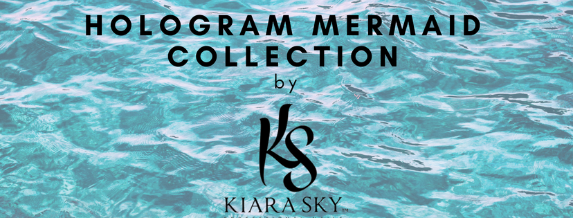 Hologram Mermaid Collection