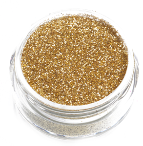 Gold Glitter 4g - Revolution Nail Supplies