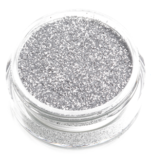 Silver Glitter 4g - Revolution Nail Supplies