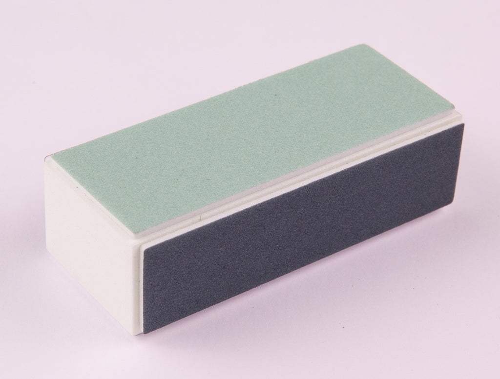 The Edge 4-Way Polishing Block Pack of 3 - Revolution Nail Supplies