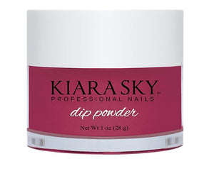 Kiara Sky Dip Powder Plum It Up 28g - Revolution Nail Supplies