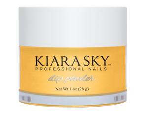 Kiara Sky Dip Powder Sunny Daze 28g - Revolution Nail Supplies