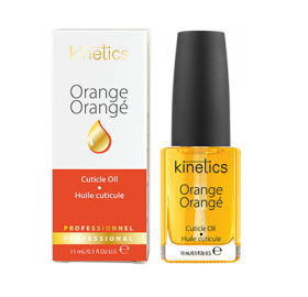 Kinetics Essential Cuticle Oil Orange 15ml - Revolution Nail Supplies