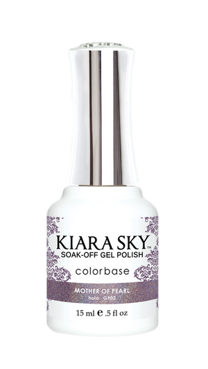 Kiara Sky Gel Polish Hologram Mermaid Mother of Pearl 15ml - Revolution Nail Supplies
