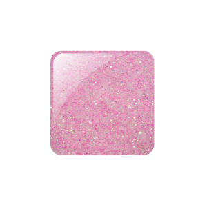 Glam and Glits Glitter Acrylic Powder Hot Pink Jewel 2oz - Revolution Nail Supplies
