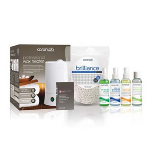 Caronlab Hard Wax Starter Kit - Revolution Nail Supplies