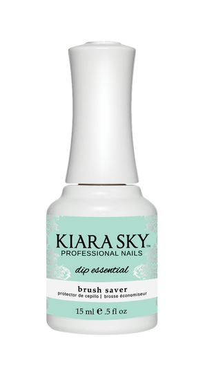 Kiara Sky Dip Powder Brush Saver 15ml - Revolution Nail Supplies