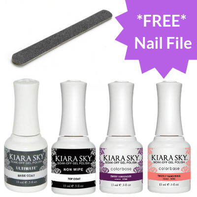 Kiara Sky Gel Nails Starter Kit