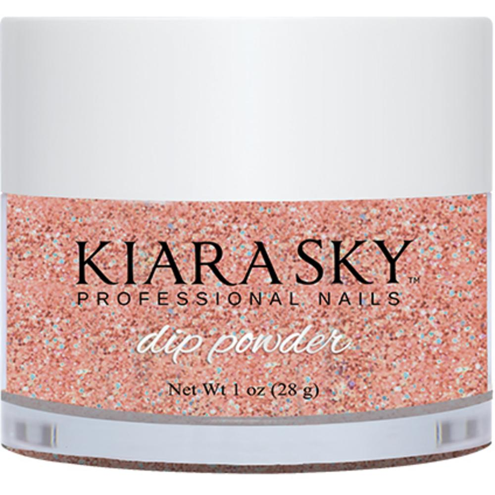 Kiara Sky Dip Powder Tahitian Princess 28g - Revolution Nail Supplies