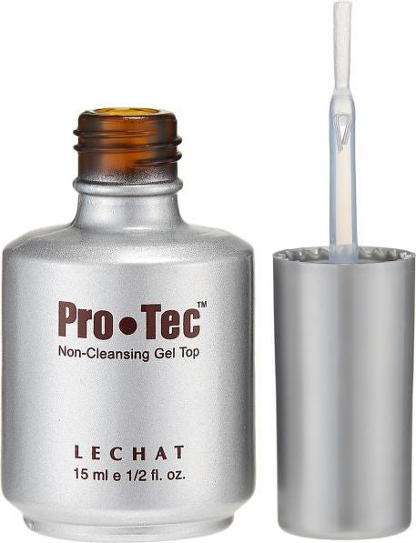 LeChat Non Cleansing Gel Top Clear 15ml