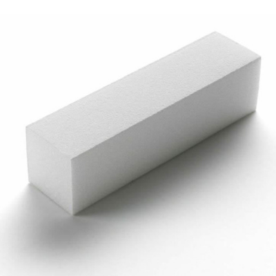 The Edge Standard Sanding Block 4-Way White 100/100 Pack of 3