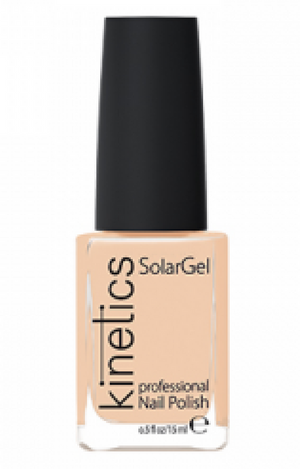 Kinetics Solar Gel Nail Polish Stark Naked 15ml - Revolution Nail Supplies