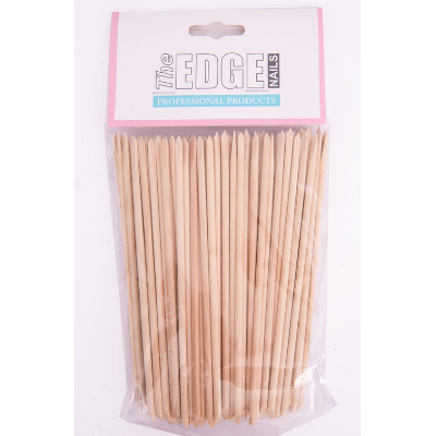 The Edge Manicure Sticks Pack of 100 - Revolution Nail Supplies