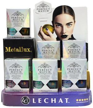 LeChat Metallux Complete Collection - Revolution Nail Supplies