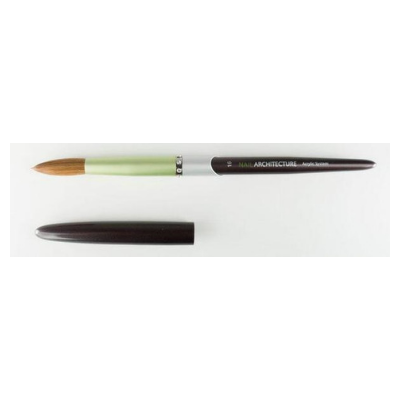 Nail Architecture Acrylic Expert Brush - Revolution Nail Supplies