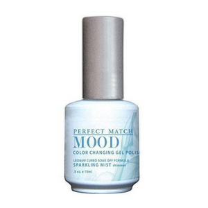 LeChat Mood Changing Gel Polish Sparkling Mist 15ml - Revolution Nail Supplies