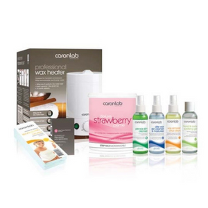 Caronlab Strip Wax Starter Kit - Revolution Nail Supplies