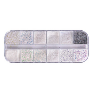 Nail Art Sugar Glitter Dust - Revolution Nail Supplies