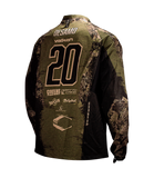 SC Custom Jersey Distressed