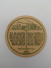 Load image into Gallery viewer, Vintage Beer Coaster Bitburger Pils Germany