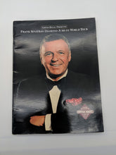 Load image into Gallery viewer, Frank Sinatra's Diamon Jubilee World Tour Souvenir Program