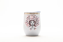 Load image into Gallery viewer, Afro Glam Carrie HOLIDAY BUNDLE Coffee, tea, stainless steel tumbler, wine tumbler