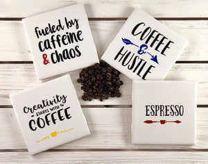 Coasters Collection (Coffee)
