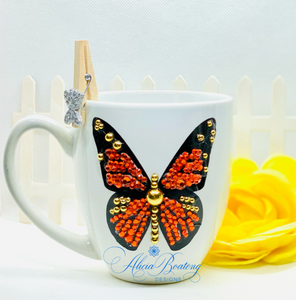 Monarch (Orange) Butterfly Spring Collection