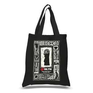 2017 Tote Bag Black