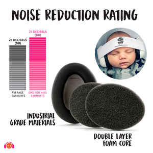 Ems4Kids Babies hearing protection