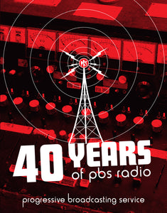 40 Years of PBS Radio Book