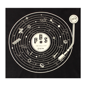 2017 Radio Festival Mens Tee - 'One Small Step'