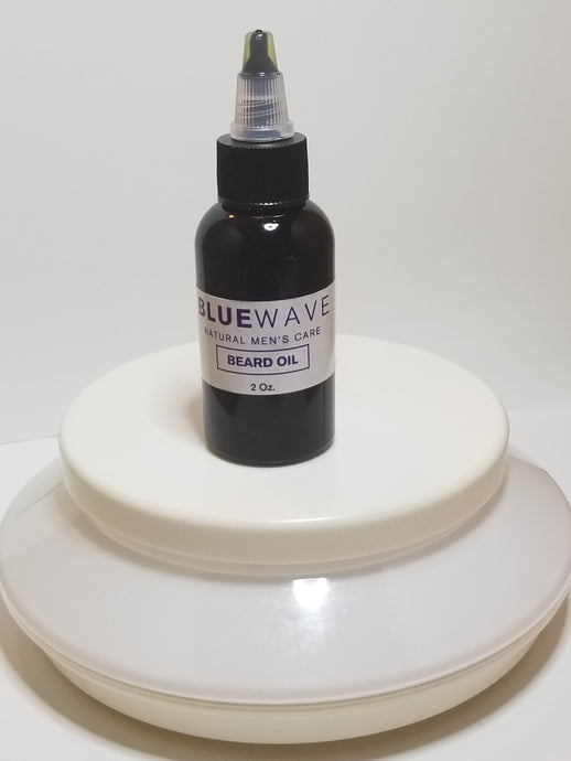 Blue Wave Beard Oil