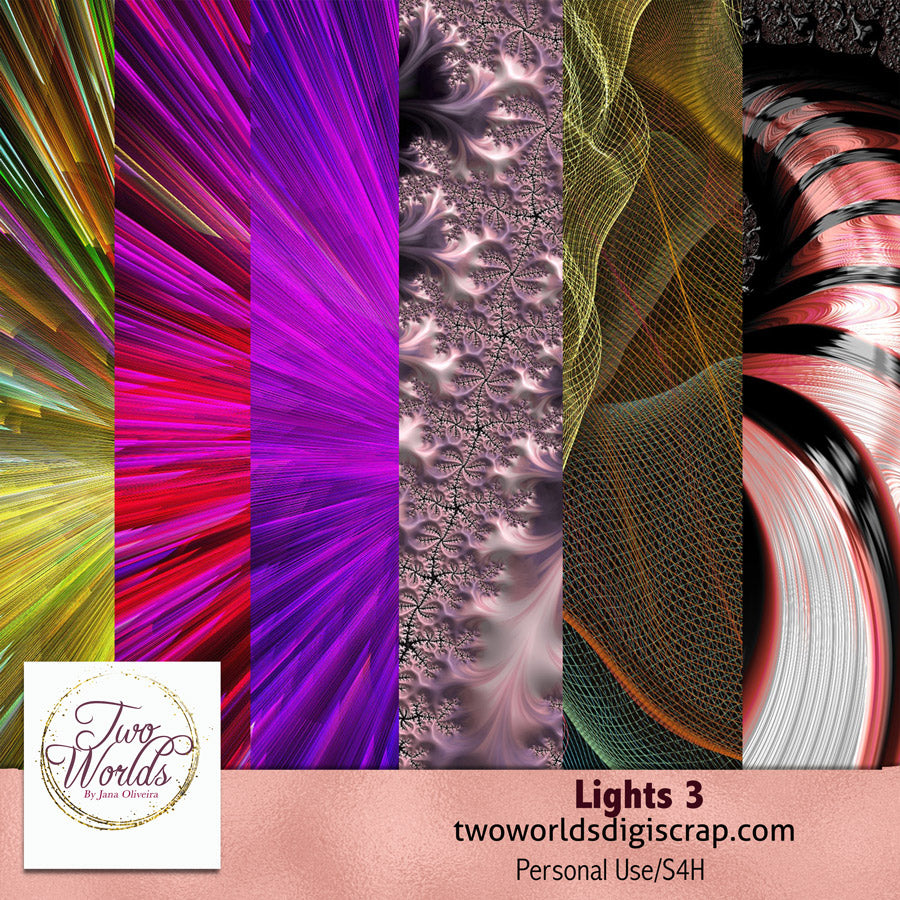 Lights 3 - 2Worlds Digi Scrap Supplies