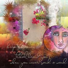 Load image into Gallery viewer, Artsy Template 3 - 2Worlds Digi Scrap Supplies