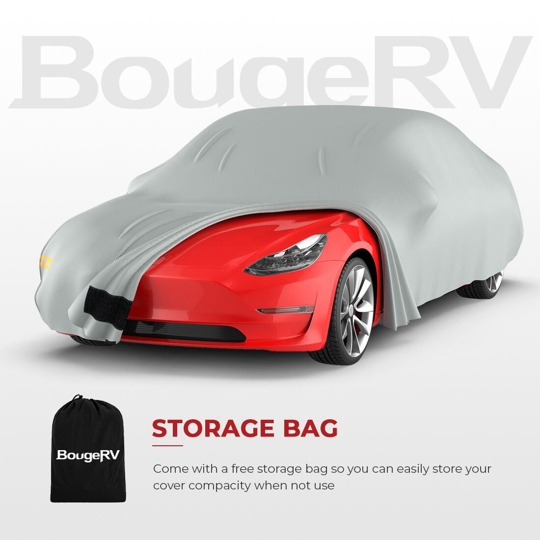 Car Cover for Tesla Model 3 - Available in US & Canada