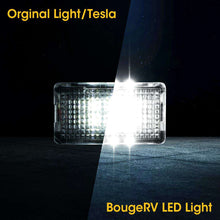 Load image into Gallery viewer, LED Lighting Upgrade Kit for Tesla Model 3 & Tesla Model Y(4 PCS)