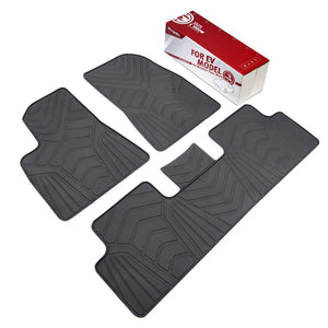 All-weather Floor Mats for Tesla Model 3 2017-2020