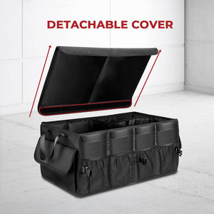 Trunk Organizer , Auto Cargo Storage for All Tesla Model 3