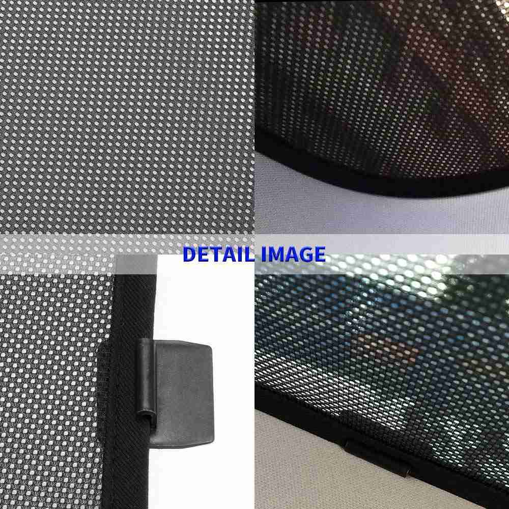 Glass Roof  & Rear Window Sunshade (2 of Set) For Tesla Model 3-NOT AVAILABLE IN THE EU